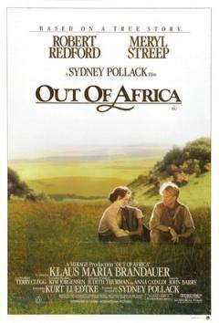 走出非洲剧照