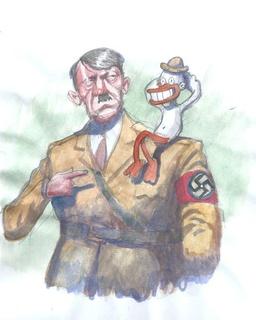 希特勒的愚蠢剧照
