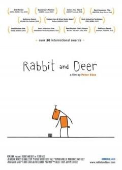 兔子和鹿剧照