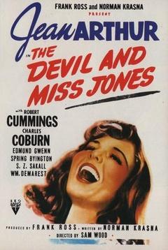 恶魔和琼斯小姐剧照