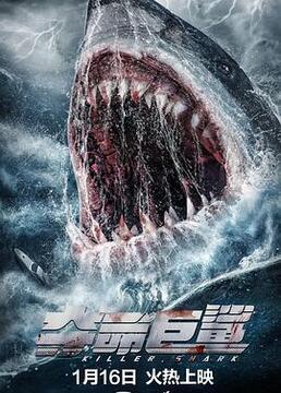 夺命巨鲨剧照