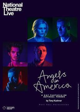 天使在美国第二部:重建剧照