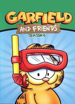 加菲猫和他的朋友们第六季剧照