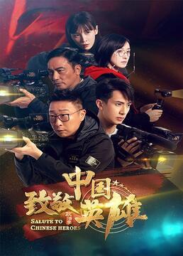 致敬中国英雄政法季剧照