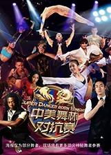 2015中美舞林冠军对抗赛剧照