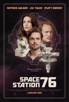 76号空间站剧照
