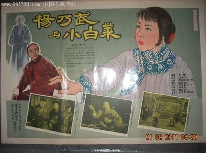 杨乃武与小白菜剧照