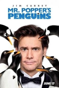 波普先生的企鹅剧照