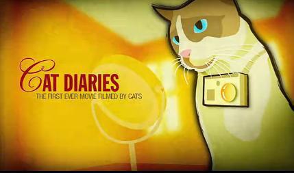 猫咪日记剧照