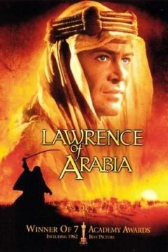 阿拉伯的劳伦斯剧照