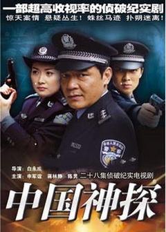 中国神探剧照