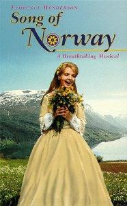 挪威之歌剧照