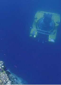 深海水域太平洋上的失落世界剧照