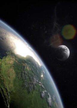 月球的力量剧照