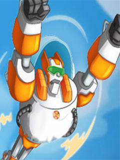 变形金刚救援机器人第二部