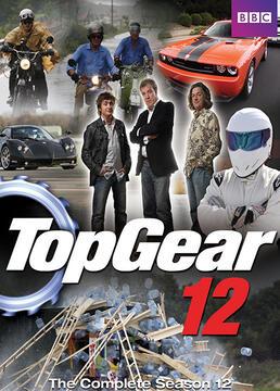 top gear第十二季剧照