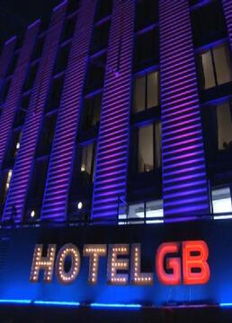 英国酒店剧照
