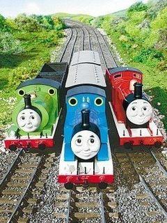 托马斯和他的朋友们 第15季剧照