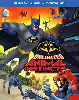 蝙蝠侠无极限:动物本能剧照