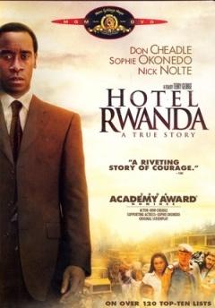 卢旺达饭店剧照