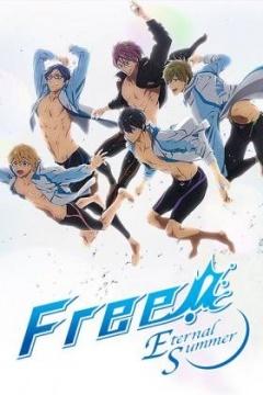 Free! 第二季剧照