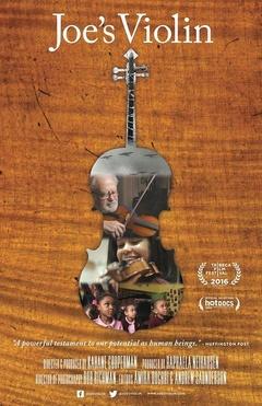 乔的小提琴剧照
