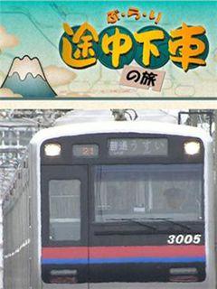 日本电车之旅剧照