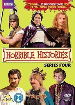 糟糕历史 第四季
