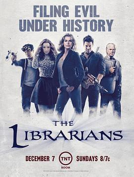 图书馆员 第一季剧照