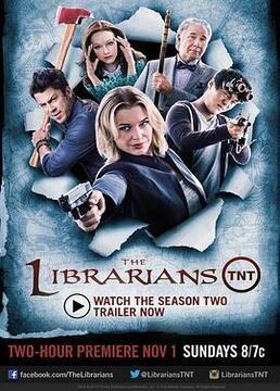 图书馆员 第二季剧照