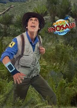 安迪的恐龙历险记剧照