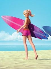 芭比之美人鱼历险记第二季剧照