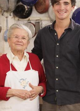 老奶奶的意式家传料理剧照