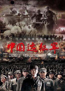 中国远征军剧照