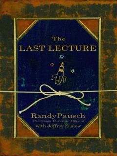 兰迪·波许教授的最后一课