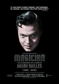 电影魔术师:奥逊·威尔斯剧照