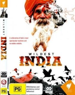 狂野印度剧照