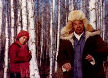 山林中头一个女人剧照