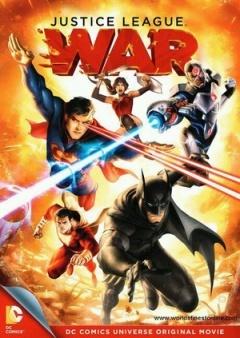 正义联盟:战争
