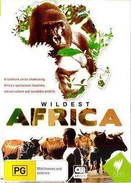 狂野非洲剧照