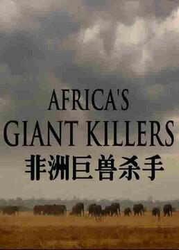 bbc自然世界非洲巨兽杀手第三十三季