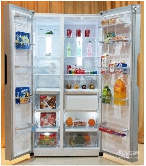 美菱冰箱温度调节