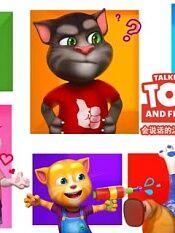 会说话的汤姆猫家族第五季