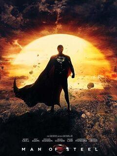 超人:钢铁之躯